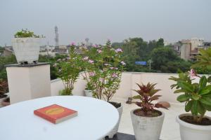 Hide-In Rooms, Hotel  Nuova Delhi - big - 31