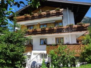 Ferienhotel Sonnenheim, Aparthotels  Oberstdorf - big - 47
