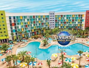 Universal's Family Suites at Cabana Bay Beach Resort