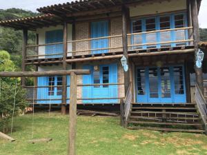 Casa Rústica na Praia, Ferienhäuser  Ubatuba - big - 8