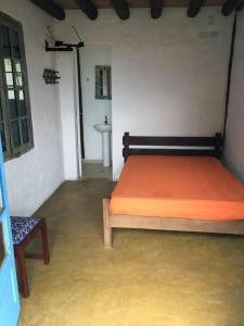 Casa Rústica na Praia, Nyaralók  Ubatuba - big - 14