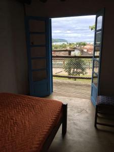 Casa Rústica na Praia, Nyaralók  Ubatuba - big - 15