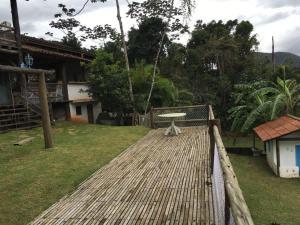 Casa Rústica na Praia, Nyaralók  Ubatuba - big - 27