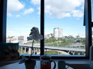 City Heights - Auckland City Apartment, Апартаменты  Окленд - big - 12