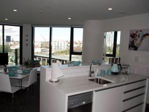 City Heights - Auckland City Apartment, Апартаменты  Окленд - big - 7