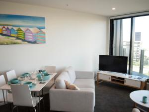 City Heights - Auckland City Apartment, Апартаменты  Окленд - big - 3