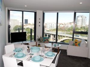 City Heights - Auckland City Apartment, Апартаменты  Окленд - big - 13