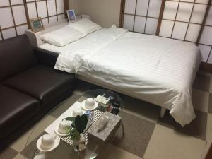 Kitaueno Zebra Apartment, Apartments  Tokyo - big - 14