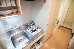 Shinjuku Comfort Apartment, Apartmány  Tokio - big - 17