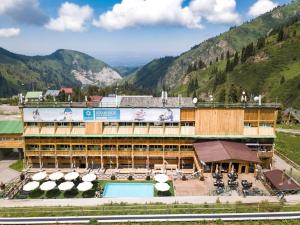 Shymbulak Resort Hotel