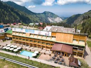 Курортный отель Чимбулак - фото 17