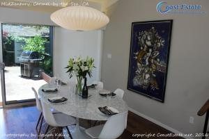 Mid-Zentury, Holiday homes  Carmel - big - 16