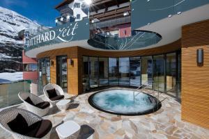 Hotel Gotthard-Zeit
