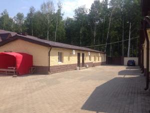 Апартаменты Бунгало, Зелёная Поляна