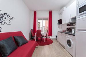 M&F Apartaments Huertas, Apartmány  Madrid - big - 20
