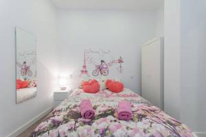 M&F Apartaments Huertas, Appartamenti  Madrid - big - 21