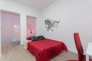 M&F Apartaments Huertas, Apartmány  Madrid - big - 19