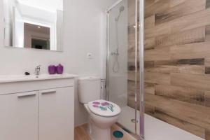 M&F Apartaments Huertas, Appartamenti  Madrid - big - 18