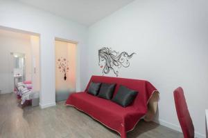 M&F Apartaments Huertas, Apartmány  Madrid - big - 9