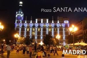 M&F Apartaments Huertas, Apartmány  Madrid - big - 8