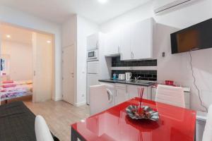 M&F Apartaments Huertas, Apartmány  Madrid - big - 7