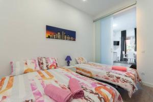 M&F Apartaments Huertas, Appartamenti  Madrid - big - 5