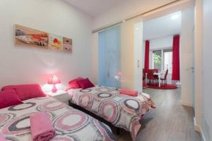 M&F Apartaments Huertas, Appartamenti  Madrid - big - 6
