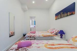 M&F Apartaments Huertas, Appartamenti  Madrid - big - 3