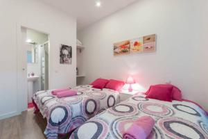 M&F Apartaments Huertas, Apartmány  Madrid - big - 2