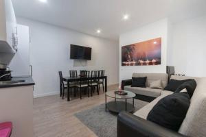 M&F Apartaments Huertas, Appartamenti  Madrid - big - 14