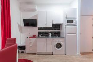 M&F Apartaments Huertas, Appartamenti  Madrid - big - 23