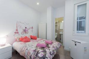 M&F Apartaments Huertas, Ferienwohnungen  Madrid - big - 22