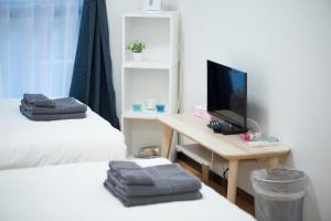 Shinjuku Comfort Apartment, Apartmány  Tokio - big - 7