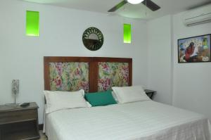 5 Bedroom Old City Luxury House, Prázdninové domy  Cartagena de Indias - big - 31