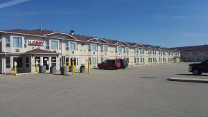 Western Budget Motel #3 Whitecourt, Motels  Whitecourt - big - 17