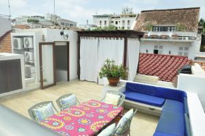 5 Bedroom Old City Luxury House, Prázdninové domy  Cartagena de Indias - big - 12