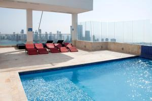 Beautiful 3 Bedroom near the Old City, Apartmány  Cartagena de Indias - big - 18