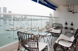 Beautiful 3 Bedroom near the Old City, Apartmány  Cartagena de Indias - big - 11