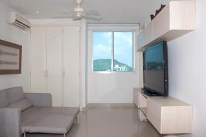 Beautiful 3 Bedroom near the Old City, Apartmány  Cartagena de Indias - big - 9