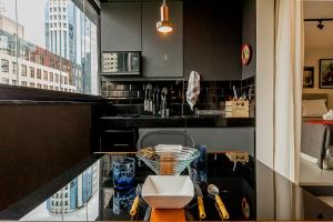 Vitastay Hype Studio Itaim, Appartamenti  San Paolo - big - 12