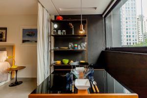 Vitastay Hype Studio Itaim, Appartamenti  San Paolo - big - 13
