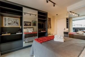 Vitastay Hype Studio Itaim, Appartamenti  San Paolo - big - 5
