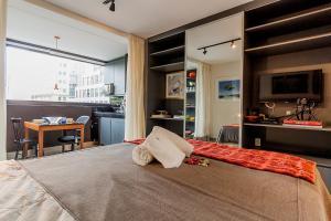 Vitastay Hype Studio Itaim, Appartamenti  San Paolo - big - 6