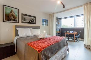 Vitastay Hype Studio Itaim, Appartamenti  San Paolo - big - 8