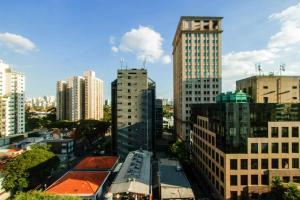 Vitastay Hype Studio Itaim, Appartamenti  San Paolo - big - 49