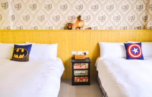 Sun Giraffe Taitung B&B, Privatzimmer  Taitung City - big - 3