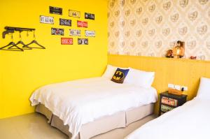 Sun Giraffe Taitung B&B, Privatzimmer  Taitung City - big - 2