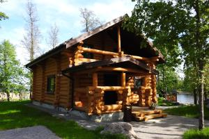 Парк-Отель Яркое, Приозерск