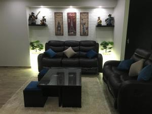 Sporting Suite Studio, Apartments  Alexandria - big - 14