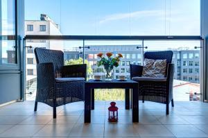 Diamonds Deluxe Apartments, Ferienwohnungen  Krakau - big - 19